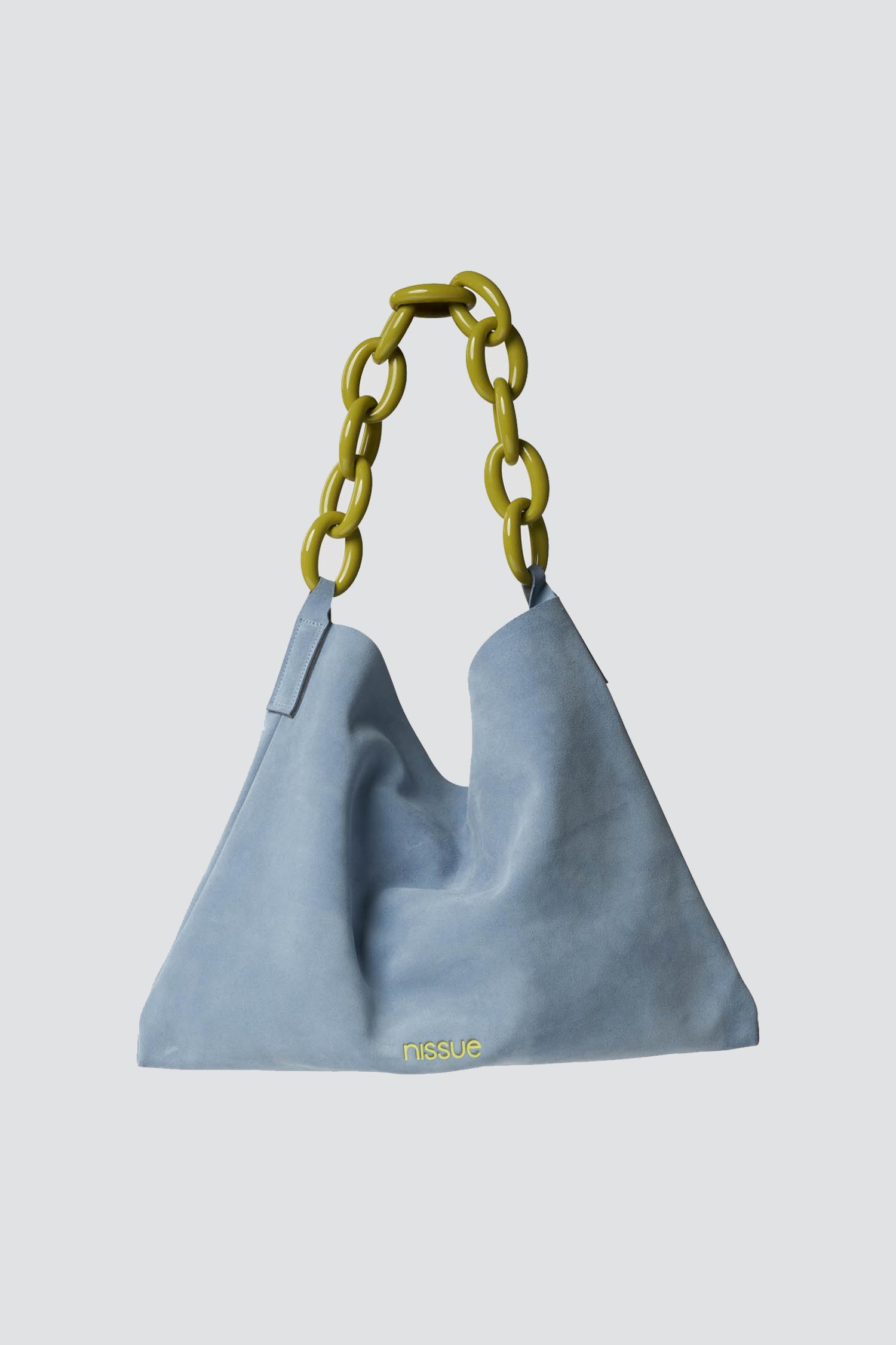 Nissue Hobo Chain Sky Blue